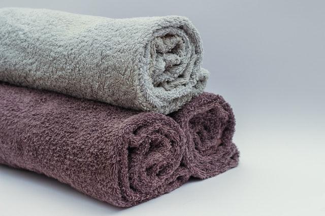 ręczniki pranie