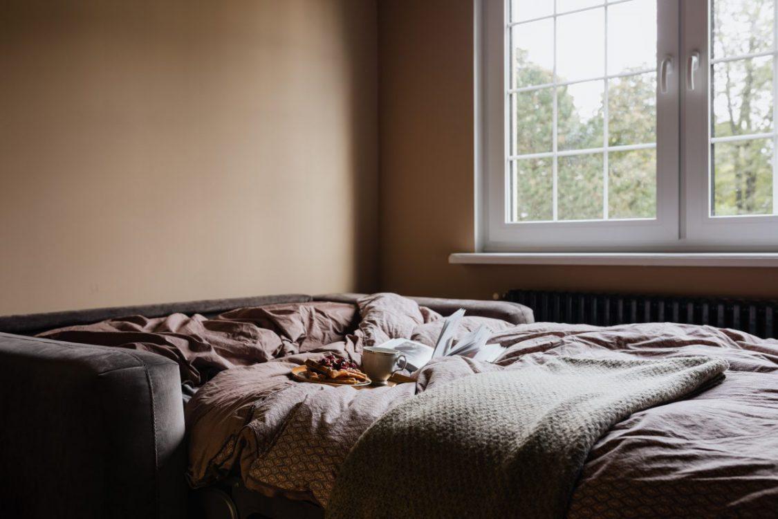Meble z funkcją spania marki Gala Collezione, czyli sofy, które zapewniają komfort niczym łóżko sypialniane
